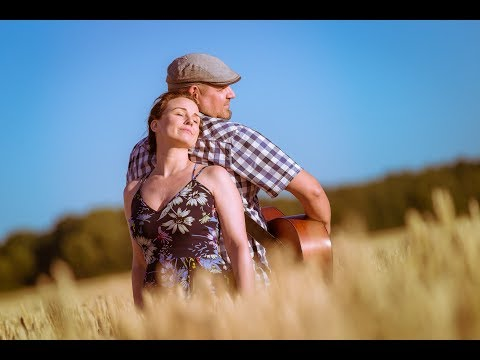 Video: Sting - Fields of gold (acoustic cover carryme)