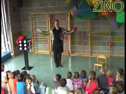 Video: Zauberkünstler ZINO/ Hier sind Kinder die Stars