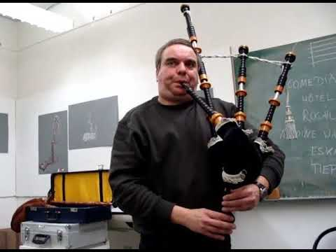 Video: Schottischer Hochland-Dudelsack (Great Highland Bagpipe)