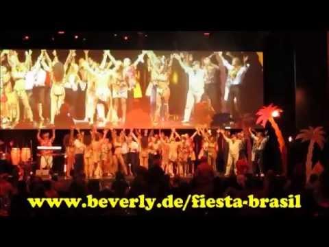 Video: FIESTA BRASIL gastiert in Salzburg, Österreich