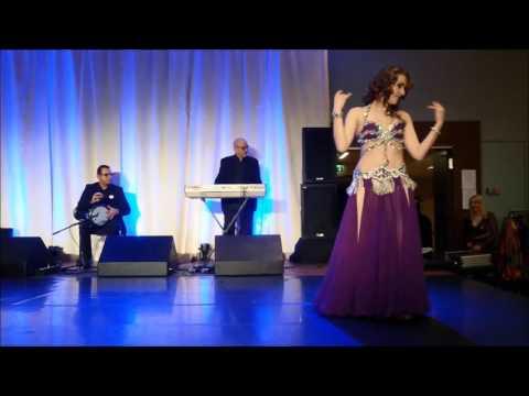 Video: Oriental Dance zu Livemusik