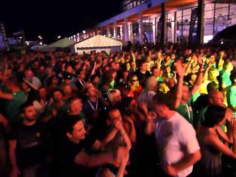 Video: Joe Spaeth & Band - No woman no cry