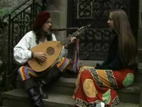 Video: Mittelalter-Zauberer Spielmann Gaukler Yandaal