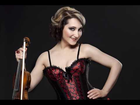 Video: Klassische virtuose populäre Werke spielt Vialina - Anna Pomerantseva