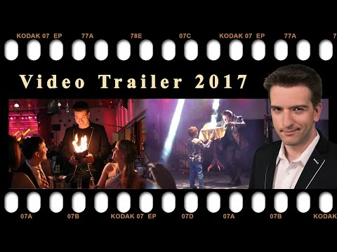 Video: Trailer 2017 - Zauberer Stefan Kretschmann