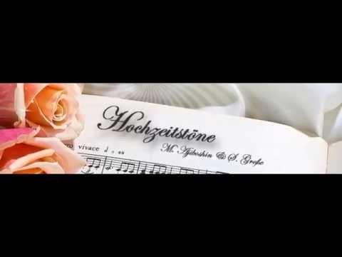 Video: Hochzeitstöne - Musikalische Untermalung Ihrer Trauung