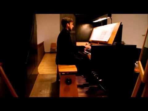 """Video: Overtüre """"Hochzeit des Figaro"""" - Orgel"""
