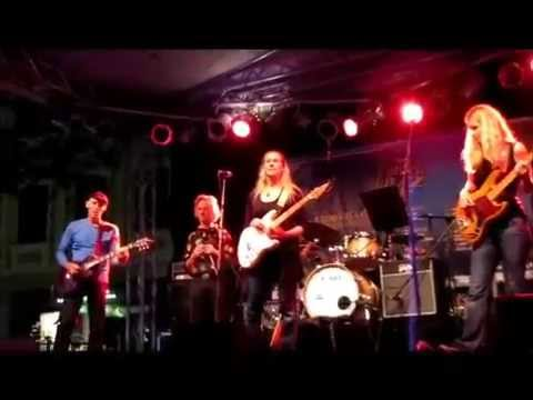 Video: Indijana & The Bandits live zum Bamberger Blues-Festival