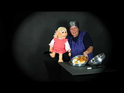 Video: Puppengaudi mit der frechen Lotta