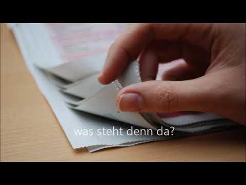 Video: Andi Lux als Sänger, Musiker und Produzent im Studio