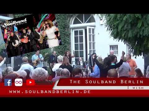 Video: The Soulband Berlin, kurzer live-Trailer, 4 Minuten
