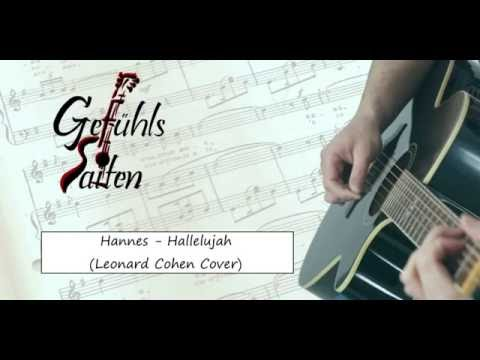 Video: Hannes - Hallelujah (cover)
