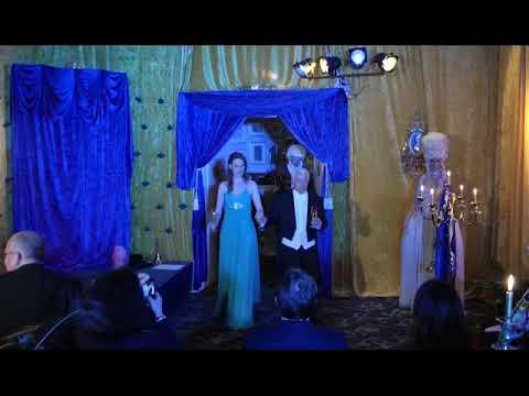 Video: Operntitel: Voi che sapete (Mozart), O mio babbino caro (Puccini), Trinklied (La Traviata), Quando m`en vo (Puccini)