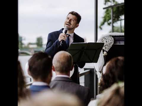 Video: Freie Trauung mit Hochzeitsredner Kriss Rudolph