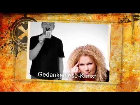 Video: Promo Zauberina NRW Workshops und Tischzauberei Ruhrgebiet - Zanera Zaubert!