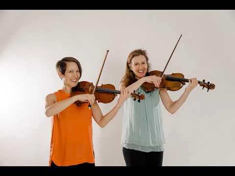 Video: Einzug der Königin von Saba - April Strings