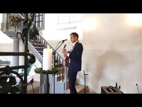 Video: Für immer ab jetzt - Johannes Oerding (Live - Gesang/Gitarre)