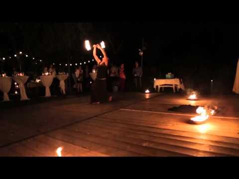 Video: Mancucéla Feuerzauber - Die Feuershow
