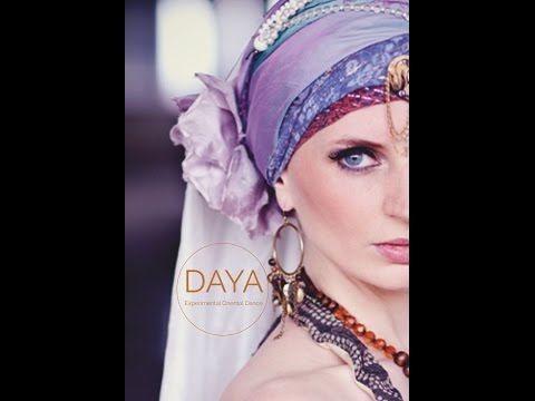 Video: DAYA - Experimental Oriental Dance Show Trailer
