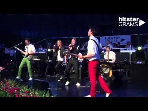 Video: Hitstergrams live in Hannover: Kuppelsaal
