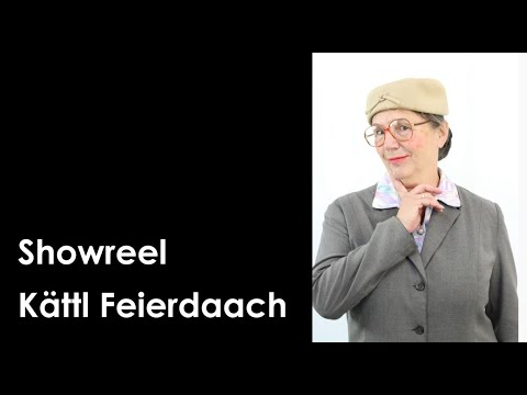 Video: Kättl Feierdaach Showreel 2020
