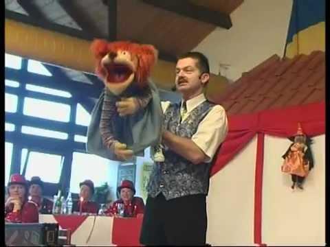 Video: Bauchredner Ette und Lilly / Weiberkarneval