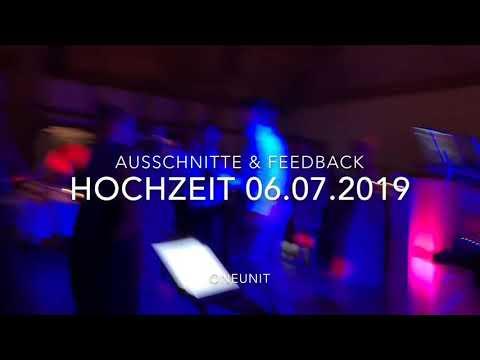 Video: Hochzeit 06.07.19 - Ausschnitte & Feedback vom Brautpaar