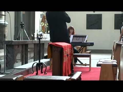 Video: Ave Maria 2011 Hochzeit im Dom Delmenhorst