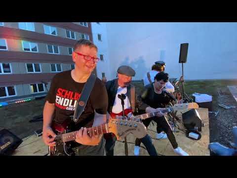 Video: abaend LIVE - Rooftop Event - Social Distancing Concert