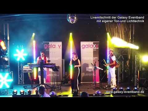 Video: Galaxy Eventband / Sommernachtsball 2019  VIBA Schmalkalden