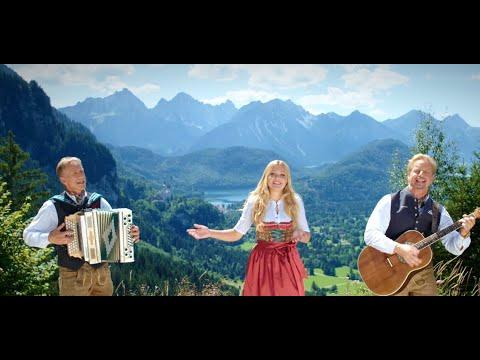 Video: Das schöne Bayernland / DIE ZIACHEINER * TYROLIS * FolxTV