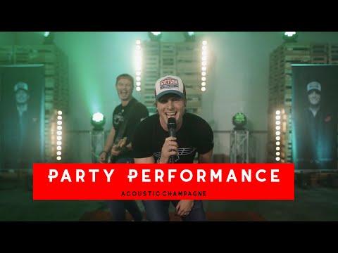 Video: Perfekte Mix - Live Musik und DJ